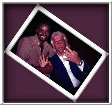 Edwin & Ric Flair